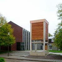 Lutherkirche Stickgras